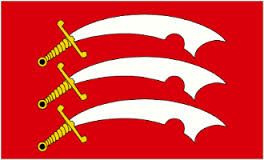 Image shows the flag of Essex