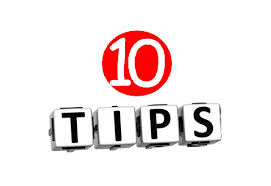 Image showing 10 tips for first time buyers